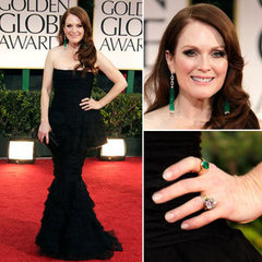 Julianne Moore 2012 Golden Globes