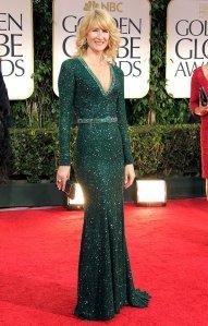 Laura Dern 2012 Golden Globes